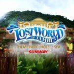 Lost World of Tambun, Tiket Murah!!!!!