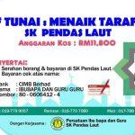 Wakaf Tunai: Menaik Taraf Surau SK Pendas Laut