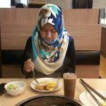 Birthday Dinner Mama