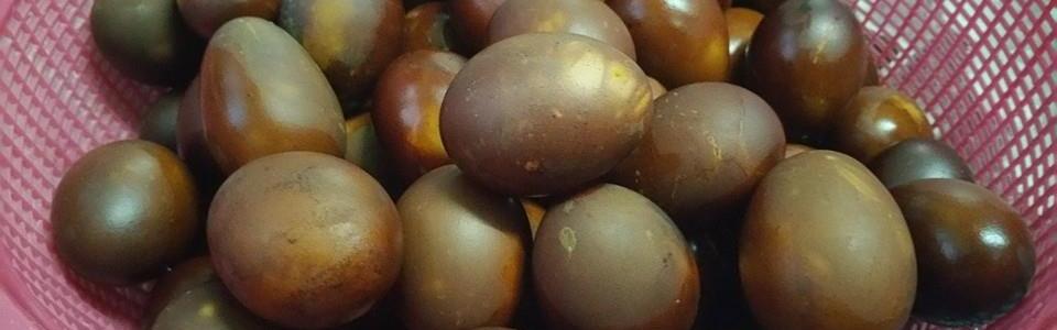 Telur Pindang Tradisional -2